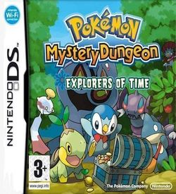 2433 - Pokemon Mystery Dungeon - Explorers Of Time