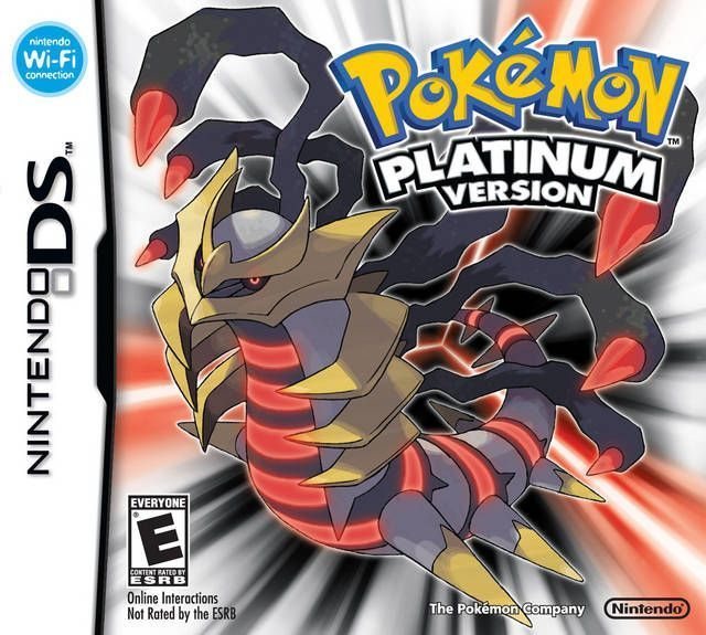 Pokemon platinum gba version rom download