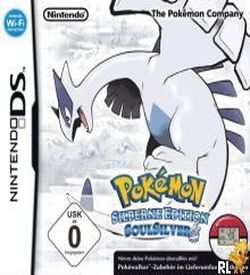 4828 - Pokemon - Silberne Edition SoulSilver