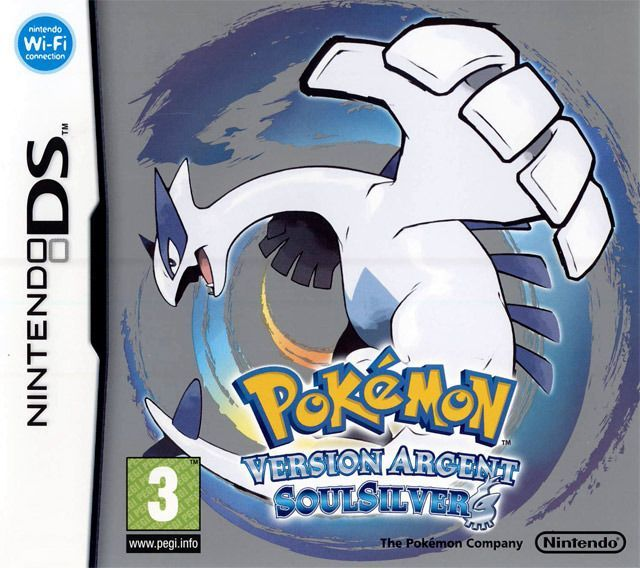 4791 - Pokemon - Version Argent SoulSilver
