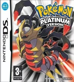 3784 - Pokemon - Version Platine (FR)