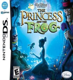 5042 - Princess And The Frog, The (Trimmed 417 Mbit)(Intro)