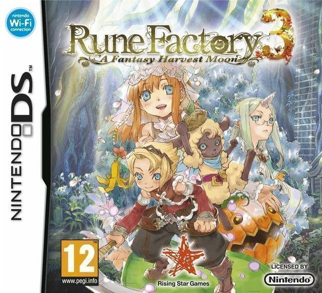 5940 - Rune Factory 3 - A Fantasy Harvest Moon
