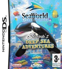 0358 - SeaWorld Adventure Parks - Shamu's Deep Sea Adventures