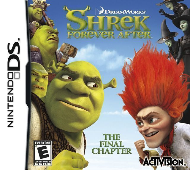 5271 - Shrek - Forever After