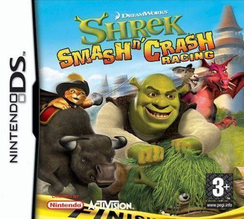 0902 - Shrek - Smash N' Crash Racing (Supremacy)