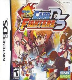 1220 - SNK Vs. Capcom - Card Fighters DS (v01)