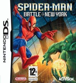 1069 - Spider-Man - Battle For New York