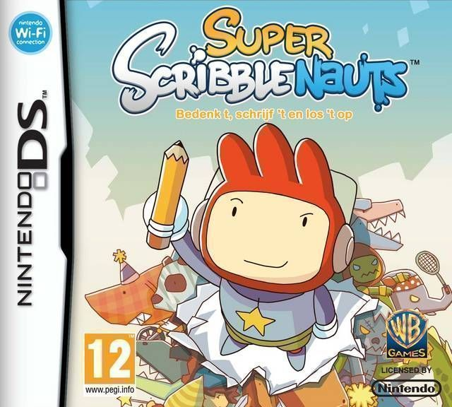 5282 - Super Scribblenauts