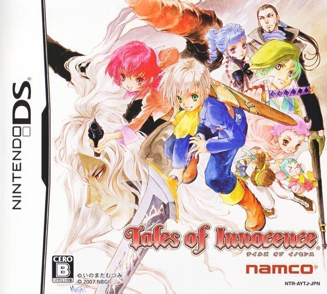 1770 - Tales Of Innocence (MaxG) - Nintendo DS(NDS) ROM Download