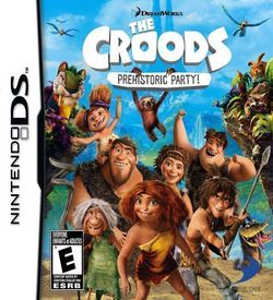 6168 - The Croods - Prehistoric Party!
