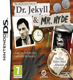 5578 - The Mysterious Case Of Dr. Jekyll And Mr. Hyde