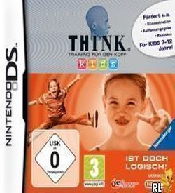 4390 - THINK - Training Fuer Den Kopf - Kids (DE)