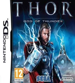 5693 - Thor - God Of Thunder