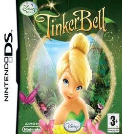5929 - Tinker Bell - 2 Disney Games