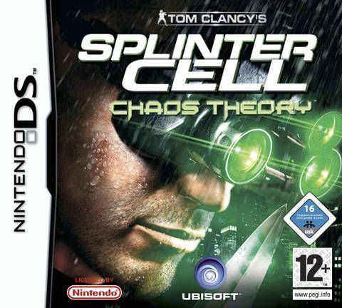0066 - Tom Clancy's Splinter Cell - Chaos Theory