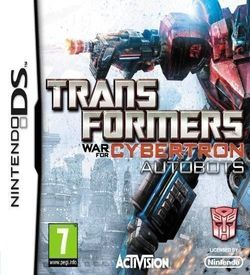 5224 - Transformers War For Cybertron - Autobots