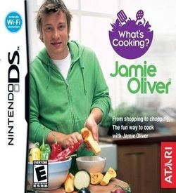 2819 - What's Cooking - Jamie Oliver