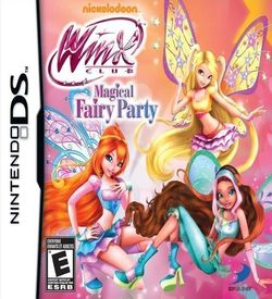 6153 - Winx Club Magical Fairy Party