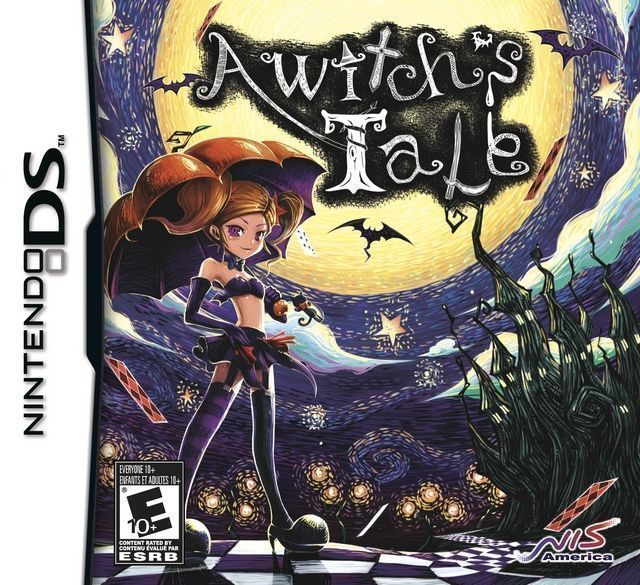 4283 - Witch's Tale, A (US)(OneUp)