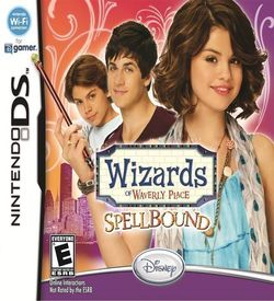 5651 - Wizards Of Waverly Place - Spellbound