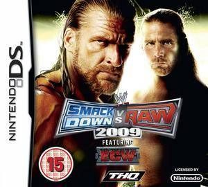 3927 - WWE SmackDown Vs Raw 2009 Featuring ECW (EU)(BAHAMUT)