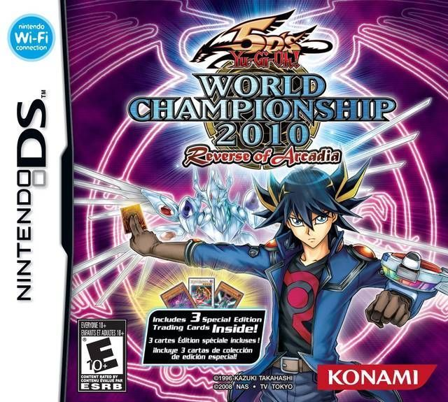 yu-gi-oh 5ds world championship 2011 ds rom