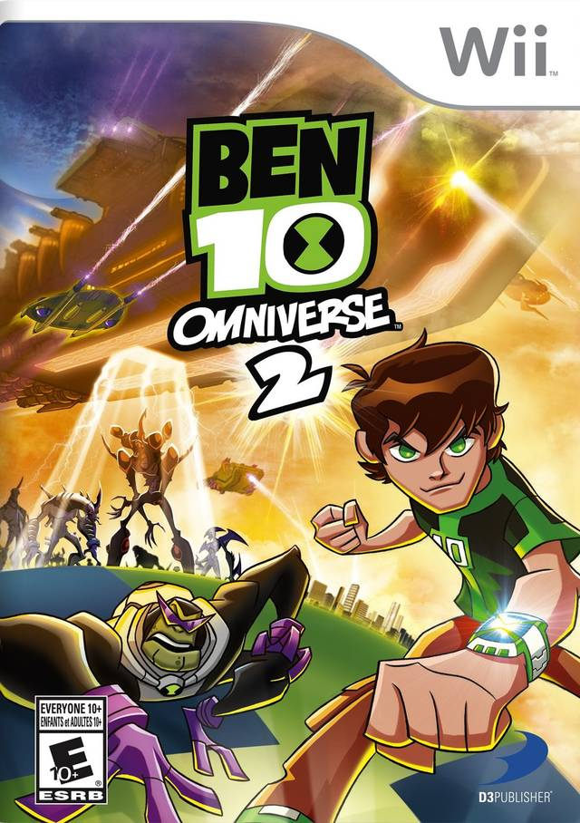 Ben 10 Omniverse 2 Download For Ppsspp