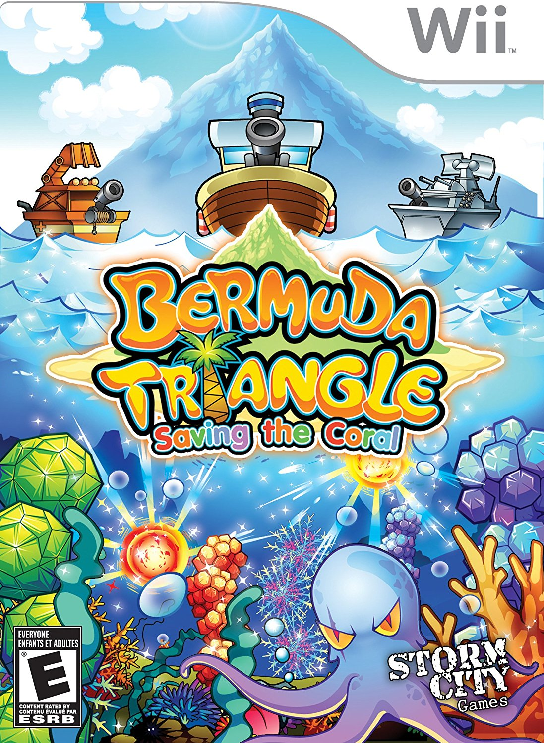 Bermuda Triangle - Saving The Coral