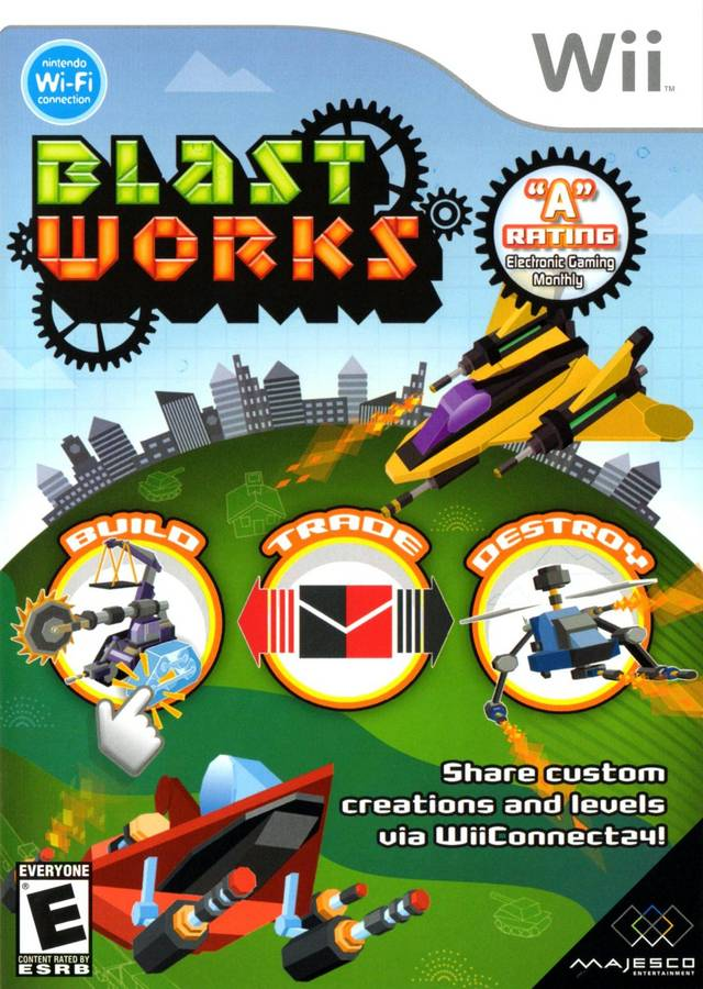Blast Works - Build Trade Destroy