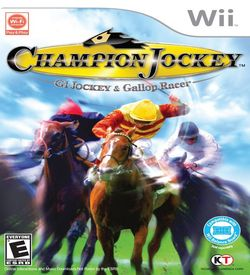 Champion Jockey - G1 Jockey & Gallop Racer
