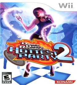 Dance Dance Revolution - Hottest Party 2