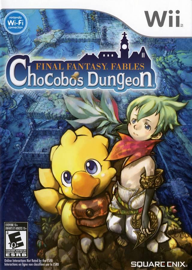 Final Fantasy Fables- Chocobo's Dungeon