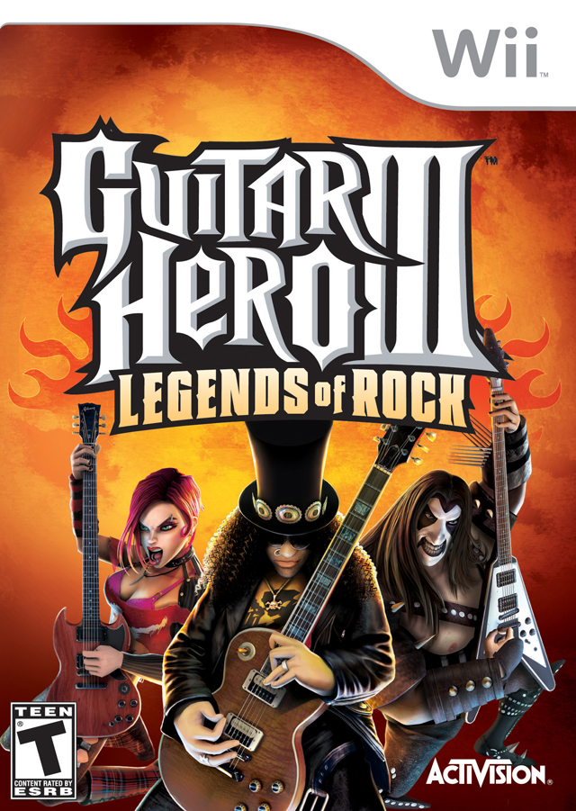 Guitar Hero - Legends Of Rock