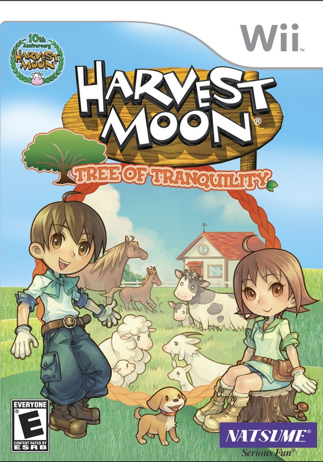 Harvest Moon - Tree Of Tranquility
