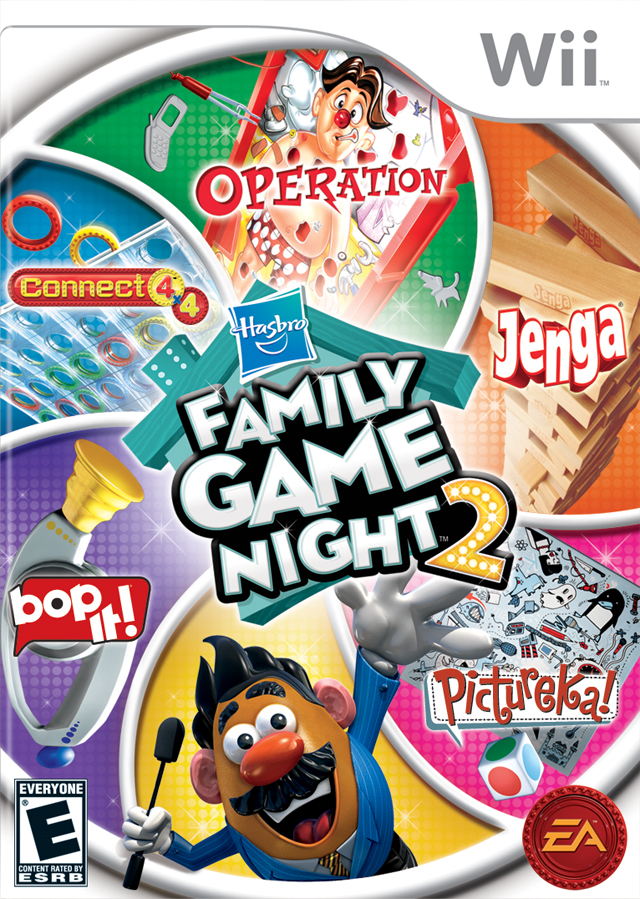 Hasbro - Family Game Night 2