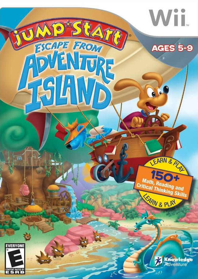 JumpStart- Escape From Adventure Island