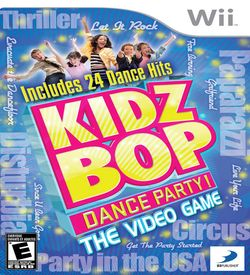 Kids Bop Dance Party