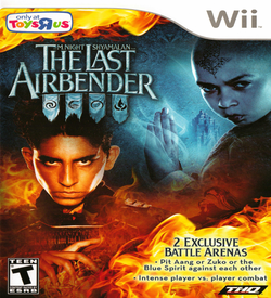The Last Airbender - ToysRUs Edition