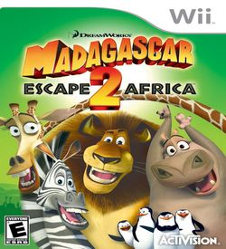 Madagascar - Escape 2 Africa