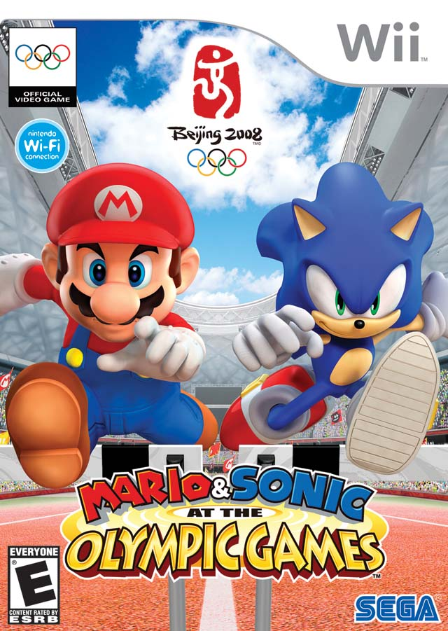 Mario & Sonic at the Olympic Games - Nintendo DS (NDS) rom ...