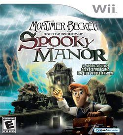 Mortimer Beckett And The Secrets Of Spooky Manor
