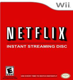 Netflix Instant Streaming Disc