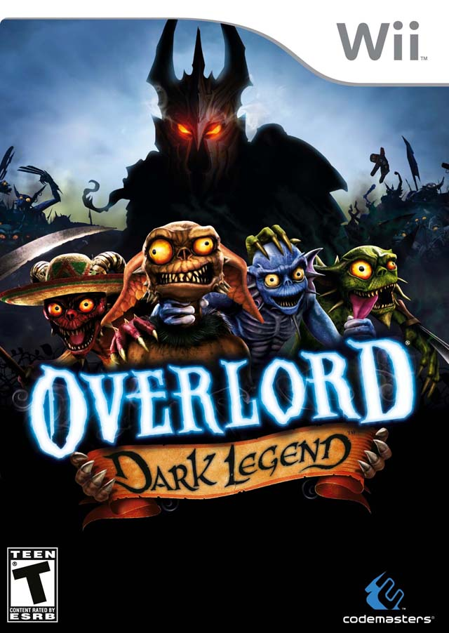 Overlord- Dark Legend