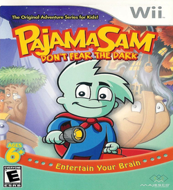 Pajama Sam- Don't Fear The Dark