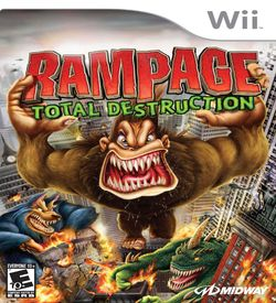 Rampage- Total Destruction