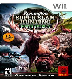 Remington Super Slam Hunting - North America