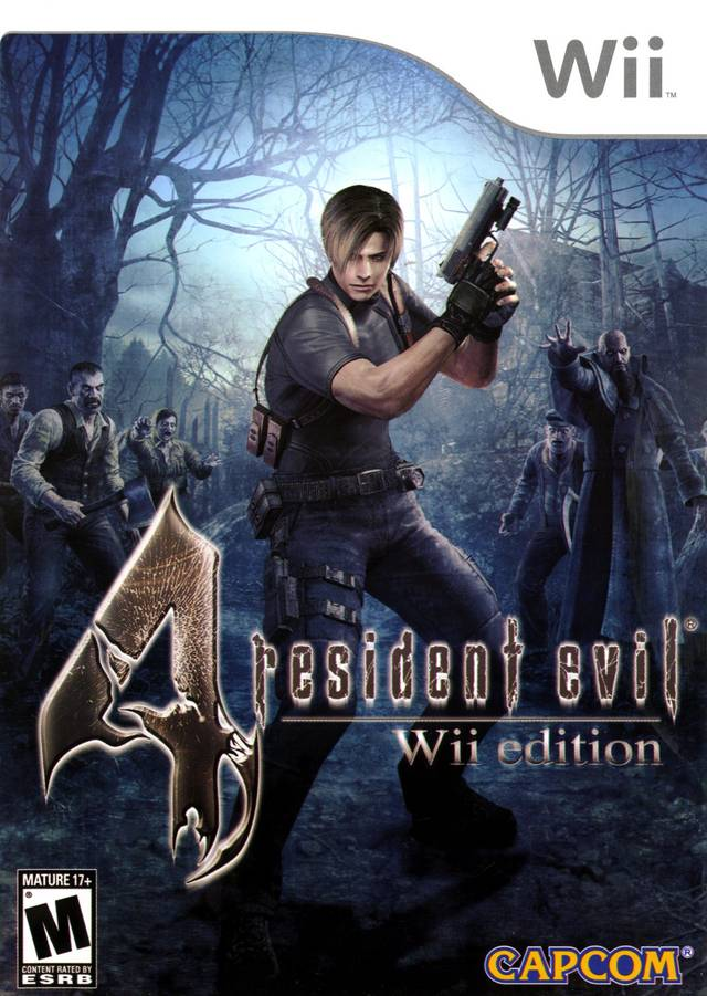 Resident Evil 4 - Nintendo Wii(Wii ISOs) ROM Download