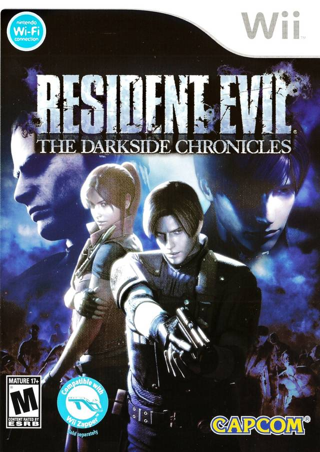 Resident Evil - The Darkside Chronicles - Nintendo Wii(Wii