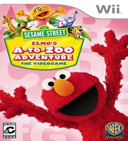 Sesame Street- Elmo's A-to-Zoo Adventure